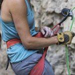 Перчатки для скалолазания