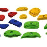 Зацепы для скалолазания: видовое разнообразие и материалы изготовления