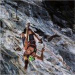Лазание на трудность – популярная разновидность скалолазания