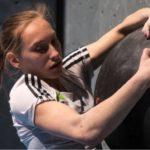Янья Гарнбрет – восходящая звезда словенского скалолазания